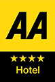aa four star atlantic hotel newquay