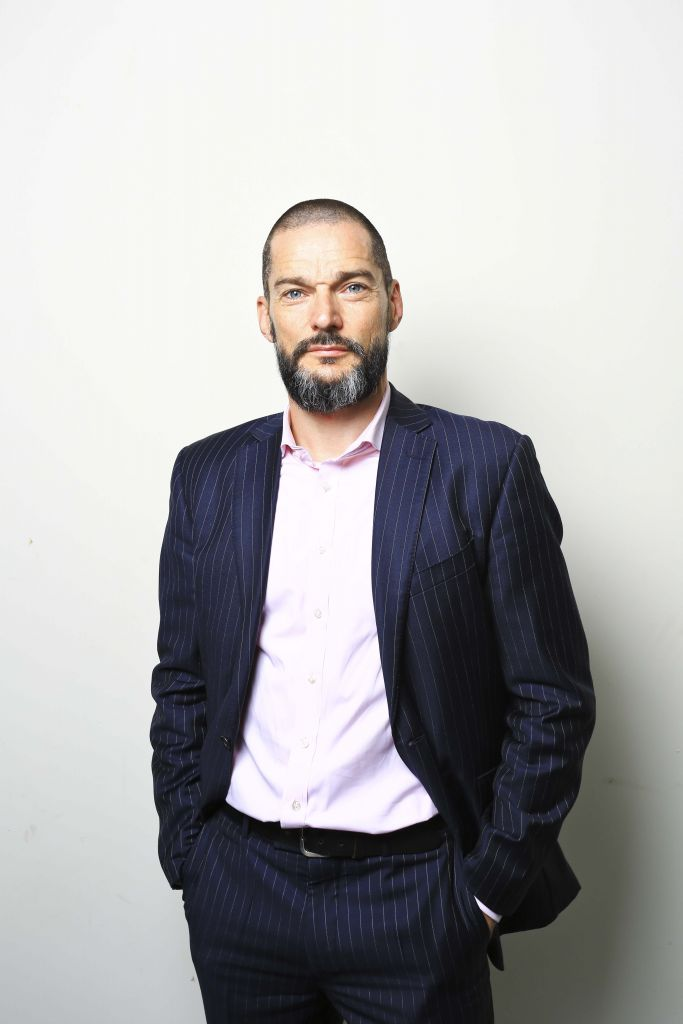 Interview with Fred Sirieix