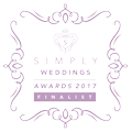 Simply Weddings Finalist