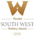 South West Weddings Award Finalist