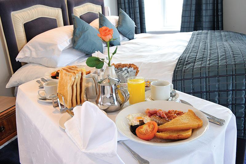 classic double room atlantic hotel