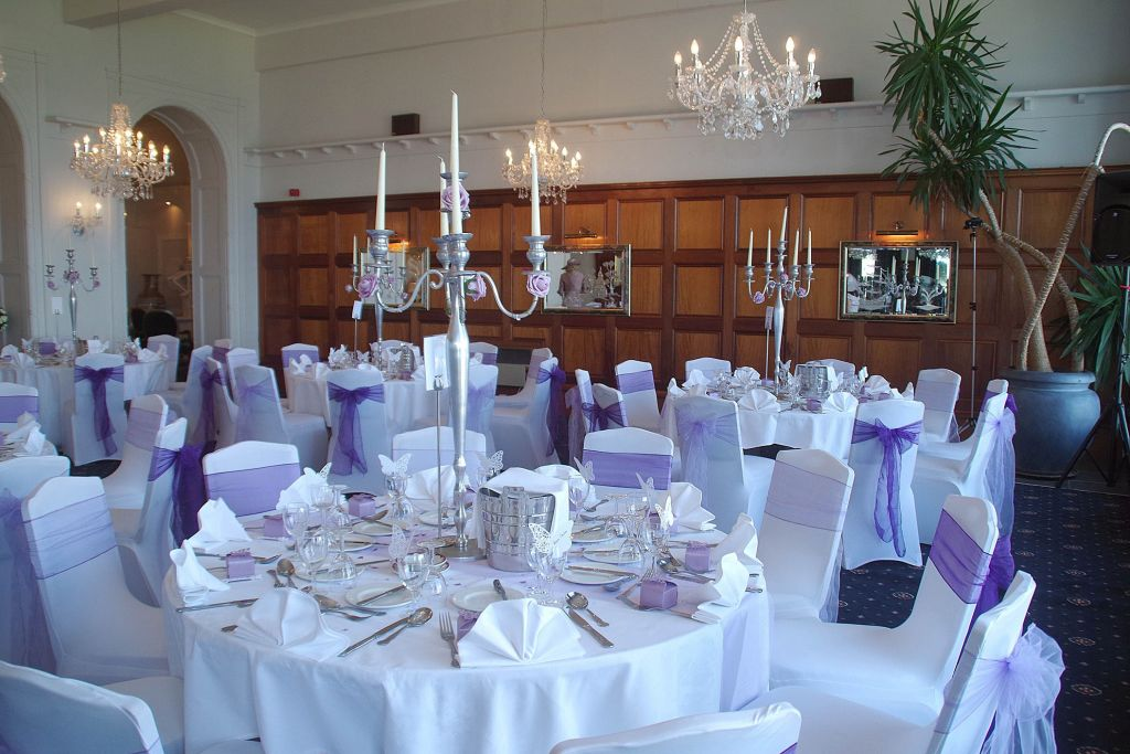 Luxury Sea View Wedding Receptions Newquay Cornwall