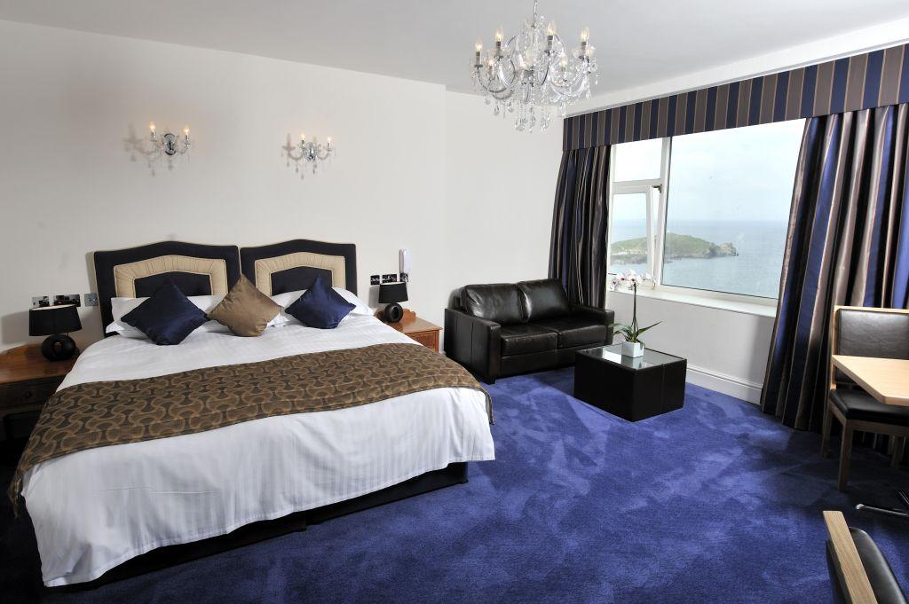 sea view superior room atlantic hotel
