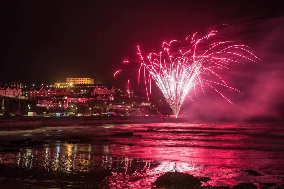 New Years Eve Party Night | Atlantic Hotel Newquay Cornwall