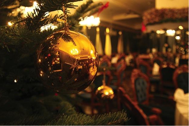Christmas talk