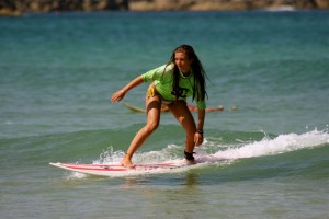 learn to surf escape surf school