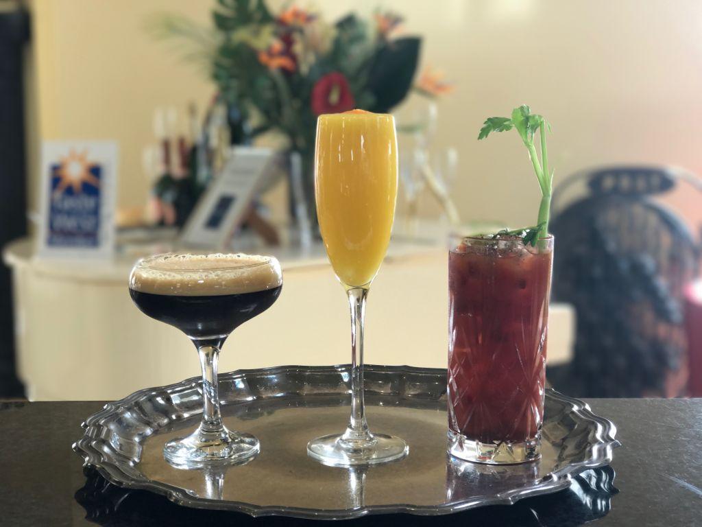 silks cocktails