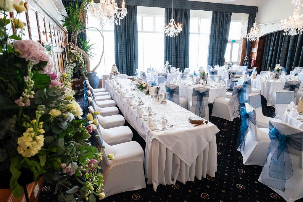 The Tea Lounge Atlantic Hotel Weddings