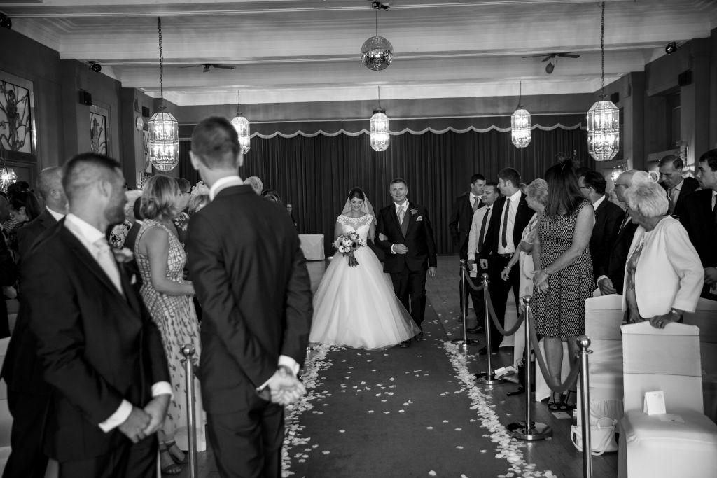 The Grand Ballroom Atlantic Hotel Weddings