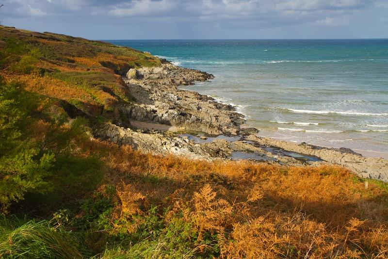 Autumn Cornwall